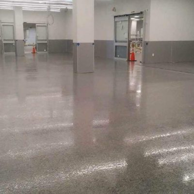 Liquid Floors USA Commercial Flake Floor