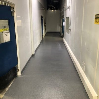 Liquid Floors USA Commercial Floor Walkway