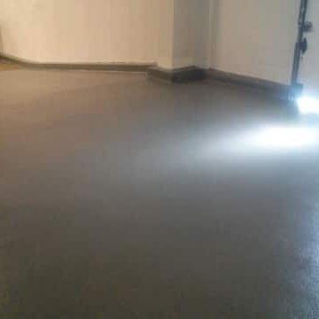 Liquid Floors USA Commercial Quartz Floor Bay