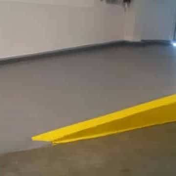 Liquid Floors USA Commercial Quartz Floor Wheelchair Access