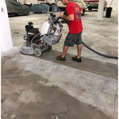 Liquid Floors USA Floors Coating Prep