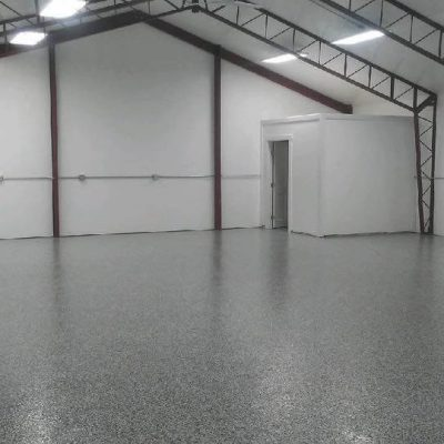 Liquid Floors USA Shop Floor